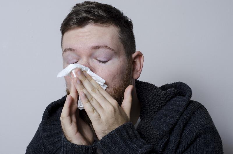 鼻いびきの原因